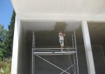 Airlessbeschichtung Fassade